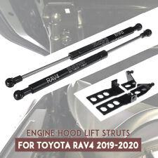 2Pcs For Toyota RAV4 2019 2020 Car Front Engine Hood Lift Support Shock Struts