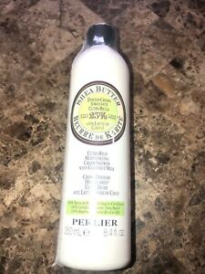 PERLIER SHEA BUTTER CREAM SHOWER WITH COCONUT MILK 8.4 FL OZ. New & Sealed