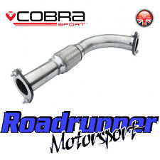 "Cobra Sport Mondeo ST 2.2 TDCi 2.5"" Front Pipe Exhaust Downpipe Stainless Steel"