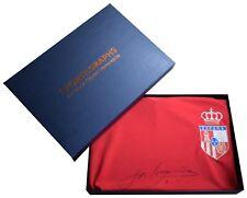 Emilio Butragueno SIGNED Spain Shirt Autograph Gift Box Scoredraw AFTAL COA