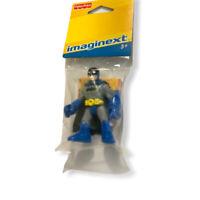 New Fisher-Price Imaginext DC Super Friends Batman Action Figure batman (5)