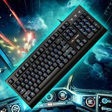 Velocifire VM01 Mechanical Keyboard w/Brown Switches LED Illuminated Backlit