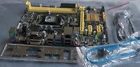 ASUS H81M-A Motherboard Supports LGA 1150 Intel Core CPU 4th Gen I3 I5 I7