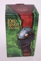 Lord of the Rings Orc Crow Faced 1/4 Scale Helm Bust 2001 NIB