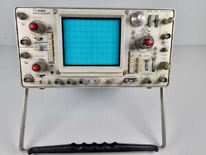 Tektronix Oscilloscope 465 100MHz Dual Trace Dual Time Bases 1970's Untested