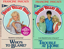 Partial Set Series Lot of 30 Sweet Valley High Books by Francine Pascal # 61-90