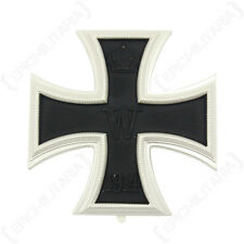 VAULTED 1914 IRON CROSS 1st CLASS - Repro Military Medal - German Award Pin Back