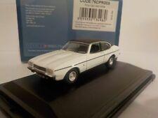 Ford Capri Mk2 - White, Oxford Diecast 1/76 New Arrival, OXF 76CPR003