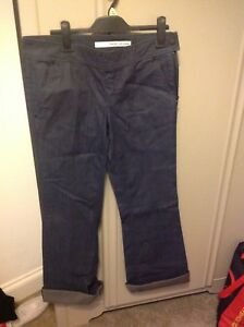 dkny womens wide leg jeans with tag