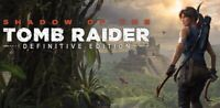 Shadow of the Tomb Raider Definitive Edition PC Steam [KEY ONLY] Region Free