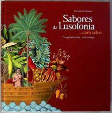 s1807) Portugal Sabores since Lusofonia Gastronomia Special book 1997 + SD