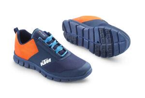 New KTM Racing Replica Shoes Blue/Orange Size 44