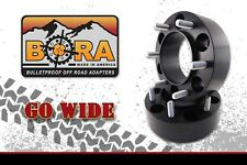 "Dodge Ram 2500/3500 1.00"" Wheel Spacers (2012-2018) (2) by BORA - USA Made"