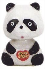 Japanese Porcelain Panda Bear Car Bobble Head NSS1/PD S-2141