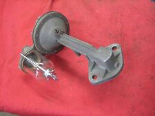 Vintage AC 9513 Glass Bowl Unusual Looking Fuel Pump 30s 40s Truck ? Industrial?