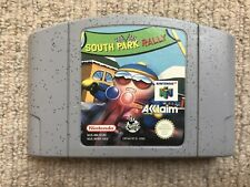South Park Rally-Nintendo N64 Jeu Panier UK PAL