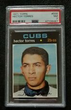 1971 Topps 558 HECTOR TORRES NM (PSA 7)