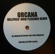 """Void """"Orcana"""" * Hellpass` High Pleasure Remix * as played by Sasha & J.Digweed"""