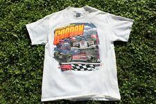 Vintage Robby Gordon F1 Racing Shirt L Autographed