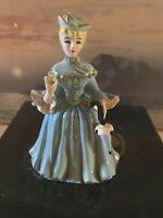 Vintage NAPCO Lady Margaret Ceramic Figurine
