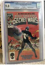 Marvel Super Heroes Secret Wars #8 CGC 9.8 White Pages! 🔥🔥🔥🔥