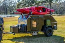 2021 Xtr Off-Road Teardrop Trailer