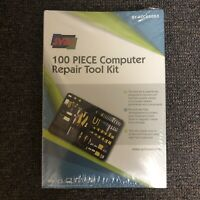 New Syba SY-ACC65053 Computer Repair Tool Kit 100 Piece With Case Free Shipping