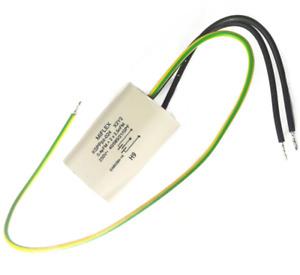Entstörkondensator Miflex X2 Y2 Kondensator  KSPPPZ-024 0,4µF+2 x 2,5nF