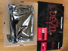 Red Devil RX580 8GB PowerColor GPU Gaming Card Graphic Card AMD Radeon