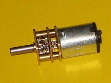 Micro Pile Getriebemotor 40-200 rpm  2,5-12 Volt  MB 207