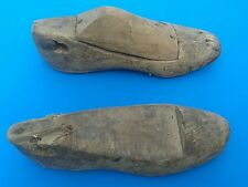 Poland - vintage Wooden (Shoetrees-hooves) to boots from the interwar period.