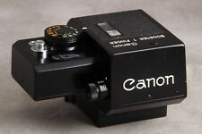 Canon Booster T Finder for Early F-1 Film Camera, EX+ Works Great
