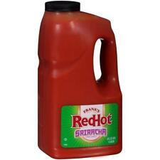 Frank's Red Hot Sriracha Chili Sauce, 64 Fluid Ounce, 64 Fl. Oz (Pack of 1)