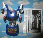 Hasbro Transformers Reveal the Shield RTS Generations Turbo Tracks G1 Near Mint