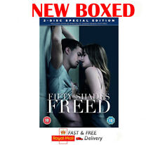 Fifty(50) Shades FREED DVD New & Sealed Free Postage