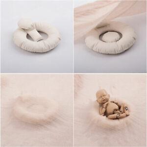 3PCS Newborn Photography Posing Pod Baby Photo Shot Beanbag Pillow for Studio