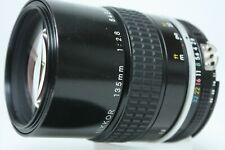 Nikon NIKKOR 135mm f/2.8 Ai MF Lens Excellent++++!!!