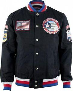 Big Boy Tuskegee Airmen S8 Mens Twill Jacket