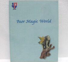 """MINI CATALOGO """"SECOT-""""PAOR MAGIC WORLD"""" anno 2006-NUOVO-pag. 33"""