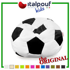 Bean Bag Football KIDS Filled With Beans Home Living Room Children 20 colours