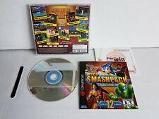 Sega Smash Pack Sega Dreamcast DC USA Import Streets of Rage 2 Sonic 12 Games