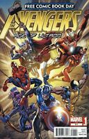 The Avengers: Age of Ultron #0.1 | Free Comic Book Day 2012 | MARVEL Comics