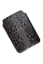 """Brunello Cucinelli Cover 7,9"""" Device Snakeskin Cover  23.5 cm x 6.5 cm"""