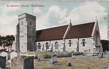 All Saint's Church, WHITSTABLE, Kent