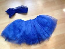 LOT TUTU 9 10 ANS JUPE JUPON BE DANSE GYM spectacle lot vêtements fille bandeau*