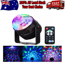 7 Color Disco Party DJ LED RGB Stage Effect Light Lamp Laser Crystal Magic Ball