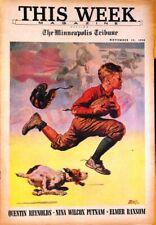 This Week (The Minneapolis Journal), November 13 1938