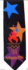 Ralph Marlin Olympic Stars Collectable Tie (1006 Atlanta)