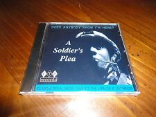 A Soldier's Plea - Does Anybody Know I'm Here CD - Soul Superbs DELLS Lavells