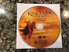 Kingdom Of Heaven Dvd! 2005 Action! (See) Alexander Braveheart & Ironclad